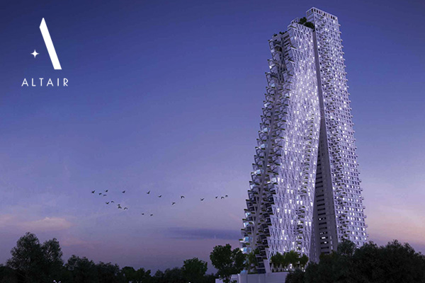 Altair, an iconic skyscraper that will change Colombo's skyline
